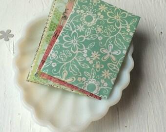 Patterned Gift Card Envelopes - coin envelopes - wedding envelopes pack of 10