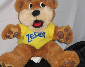 Zeddy Bear Plush