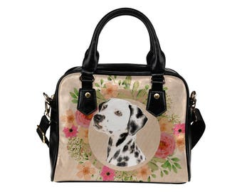 Dalmatian dog Classic Custom bag