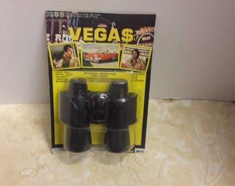 Vegas tv show binoculars moc 1978 moc,Robert urich