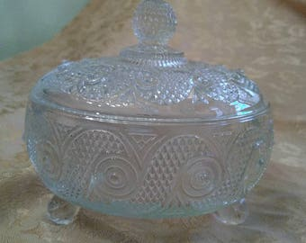 Avon Candy Dish with Lid