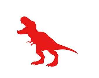 Dinosaurs, T Rex, Iron On Transfer, Transfer Decal, Heat Transfer, Kids shirt, Boys shirt