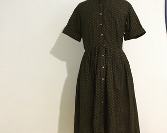 Vintage dress Country Miss brand