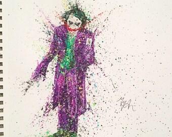 The Dark Knight - Joker
