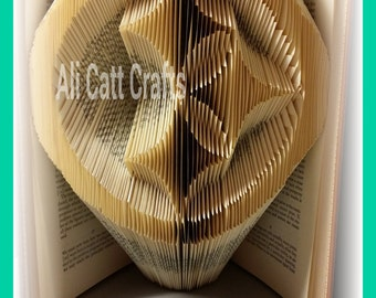 506 -Pittsburgh Steelers - Book Folding Pattern