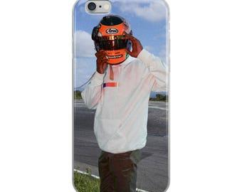 Frank Ocean BDC Helmet iPhone Case