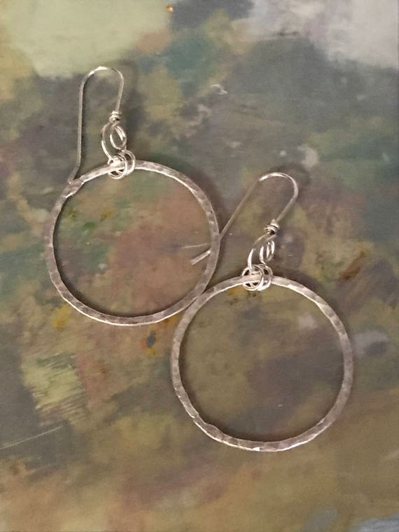 Fine silver earrings dmaliadesigns for Fine silver 999 jewelry