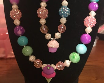 Sweet Summertime jewelry set