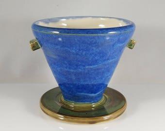 Coffee Pour Over Maker Porcelain Ceramic Dripper