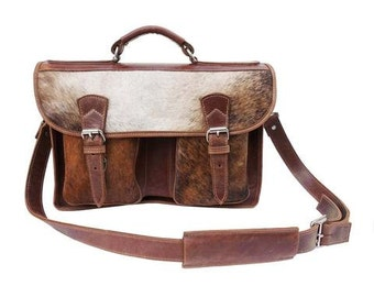 Joseph Hanna Briefcase | Made in NYC | Est. 1962