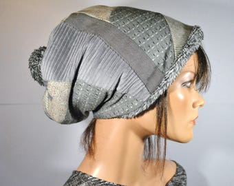 Cap fleece lining, special dreads