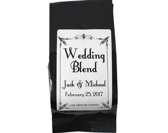 Wedding Coffee Favors - Wedding Blend