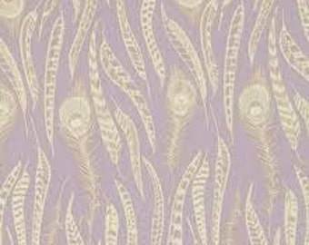 Anna Maria Horner Field Study Fine Feathered whisper Free Spirit fabric FQ or more