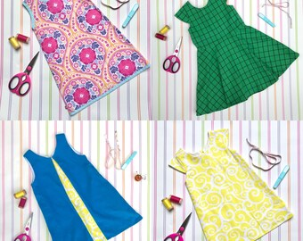 Bespoke girls dress, bespoke toddler dress, bespoke girls clothing, custom girls dress, custom toddler dress, girls pinafore