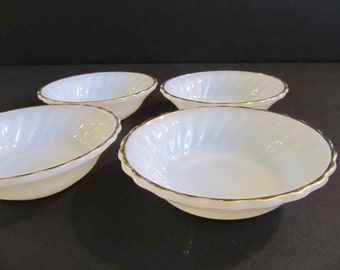 Fire King Dishes, Anchor Hocking Dishes, Vintage Fire King, Vintage Fire King Fruit Bowls, Vintage Dishes, Dishes, Glass Dishes, Fruit Bowls