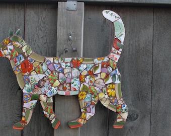 """Mosaic Cat (aka: """"Crazy Calico"""")"""