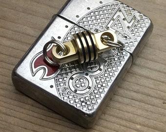 Swivel Brass Connector / Radius 12 mm