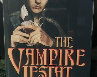 first edition The Vampire Lestat book Macdonald & Co Ltd