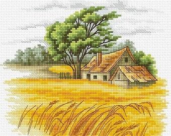 Landscape SB2282 - Cross Stitch Kit by Luca-s