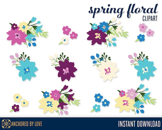 Spring flowers clip art spring wedding clipart purple floral spring flowers clip art spring wedding clipart purple floral clipart white flower clipart shabby chic clipart spring clip art from anchoredbylovellc on mightylinksfo