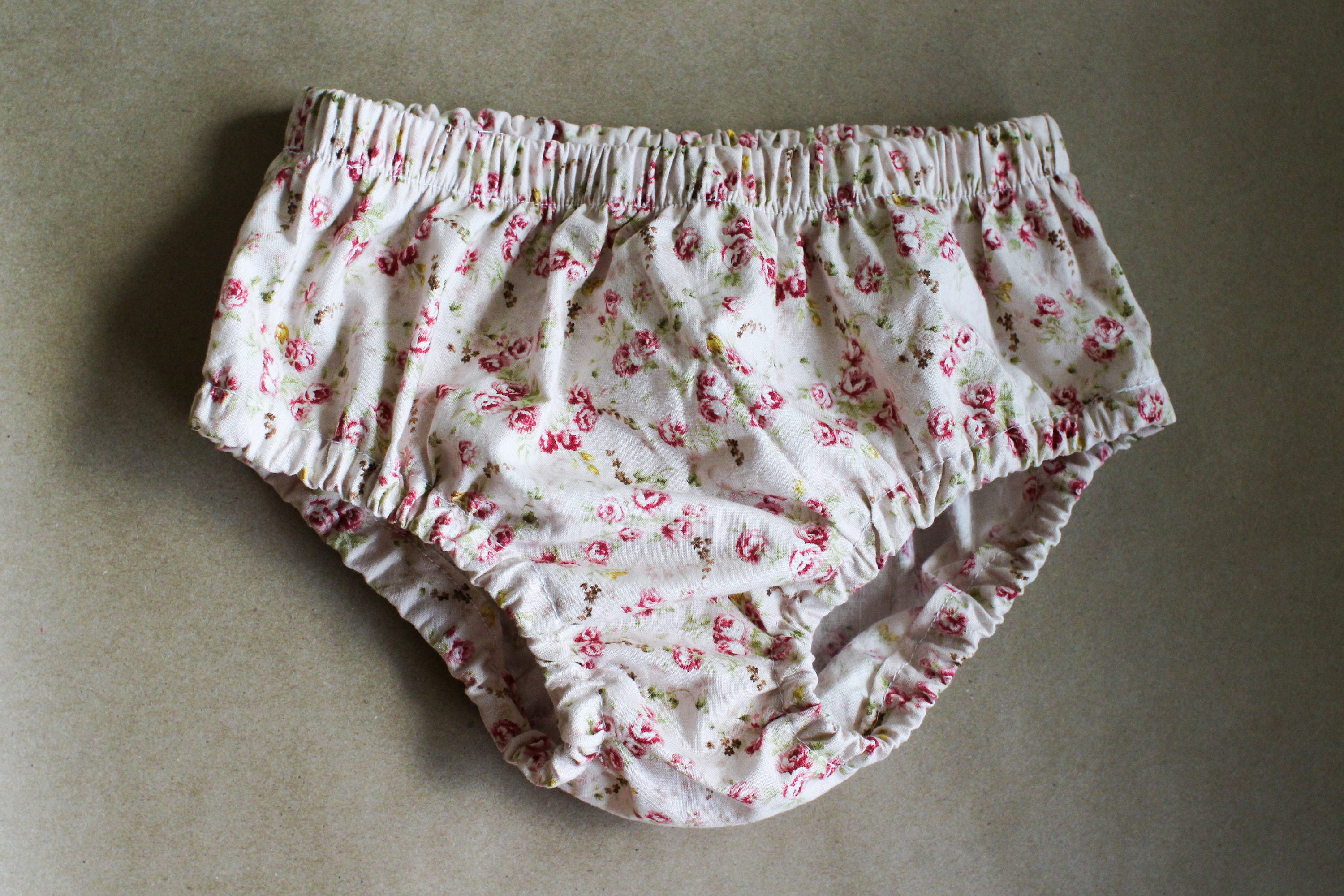 Floral Bloomers Baby Girl Bloomers Diaper Cover Bloomers Baby
