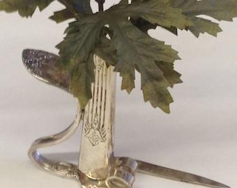 Knife Handle Vase Etsy