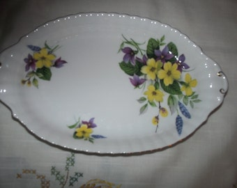 Royal Albert bone china plate
