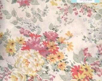 Vintage Multi Floral Pillowcase