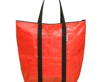 Big Tyvek® waterproof shopper bag