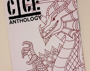 CICE Anthology - Limited Edition Comic Book with Sketch