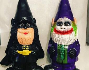 15in batman and joker set