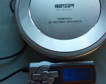 great discman BENZER CD+MP3 +REMOVE control