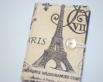 Honey Do List, Grocery List Taker/ Comes with- Note Pad and Pen- Eiffel Tower
