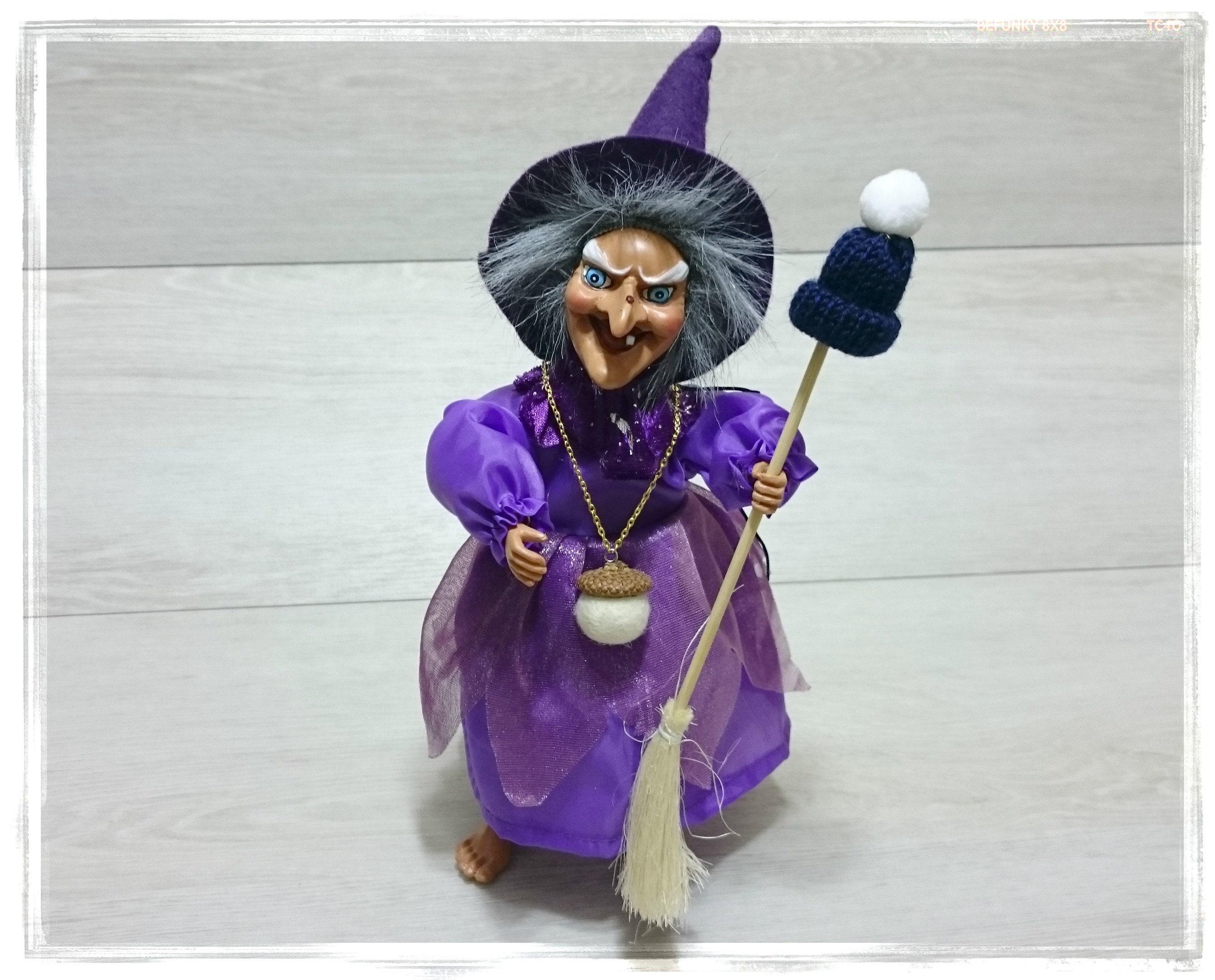 Hexe Viola Küche Hexe Horror Hexe Fee Hexe Puppe Küche