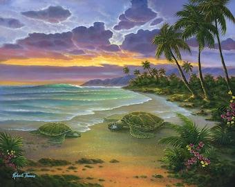 2 Honu Beach