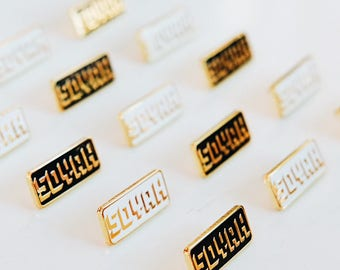 Soyah Heritage Lapel Pin