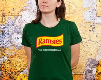 Ramsies - Women's Game Of Thrones Ramsay Bolton T-Shirt