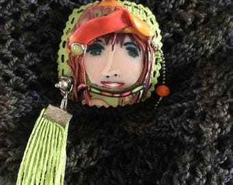 MISS Brooch - new collection