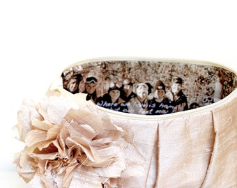 Picture Clutch. Photo Clutch. Picture Purse. Photo Purse. Mother of the Bride Gift. Gift for Mom. Best Friend Gift. Gift for Her.
