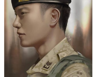 DotS - Sergeant Major Seo Dae Young
