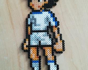 Pixel Art / Perler Beads Captain Tsubasa