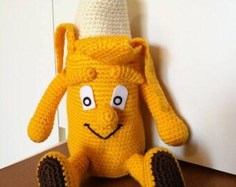 Banana Amigurumi