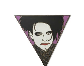 Enamel Pin: Robert Smith The Cure