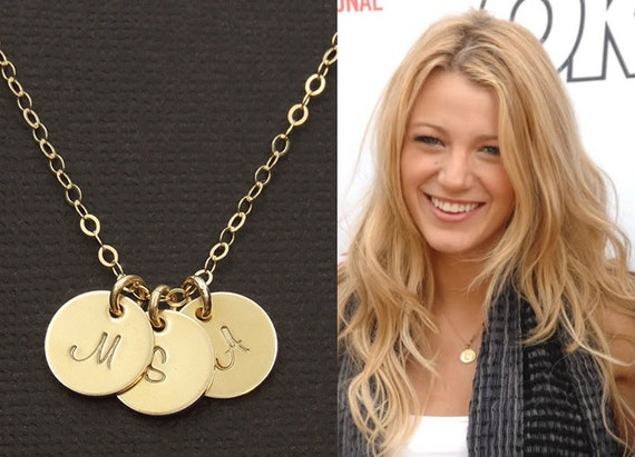 Gold initial necklace 14k gold filled initial necklace like this item aloadofball Choice Image