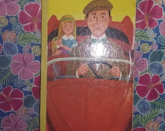 Little Golden Busy People Book Danny Driver Charles Nicholas 1968