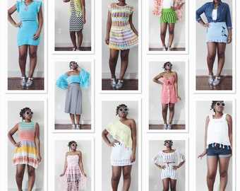 The Spring Daze Crochet Collection! All 12 Patterns for a 20% off Deal!