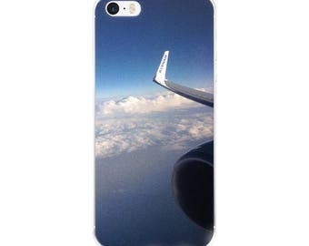 Flying High Travel iPhone Case, great gift for women, men and teens