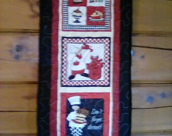 Kitchen Chef Wall Hanging