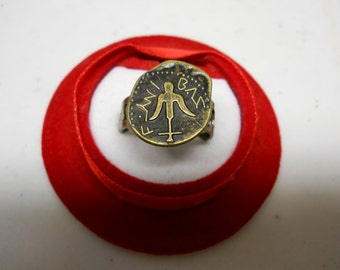 ADJUSTABLE WIDOW'S MITE ring a must see