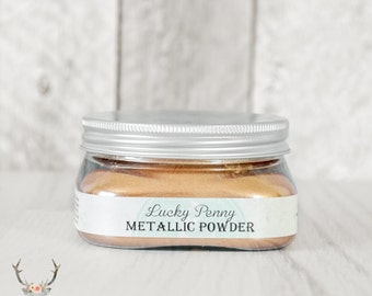 Vintage Storehouse Metallic Powder {Lucky Penny}